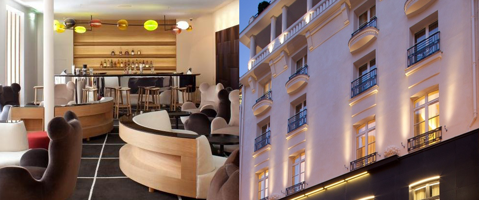 HOTEL MARIGNAN,  Paris Hotels,  Best Paris Luxury Hotel Bookings, Paris Hotel Reservations