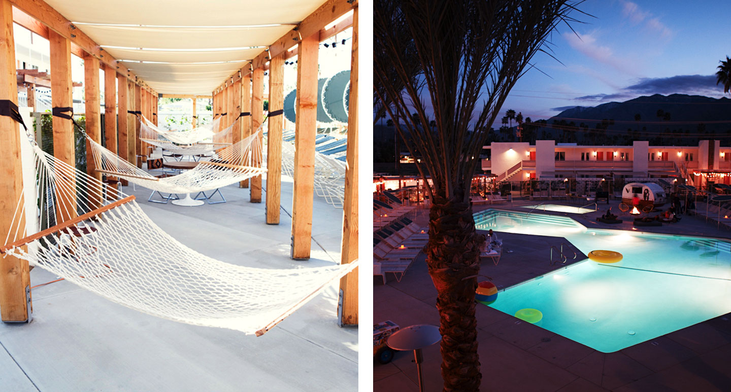 Ace Hotel & Swim Club - boutique hotel in Palm Springs