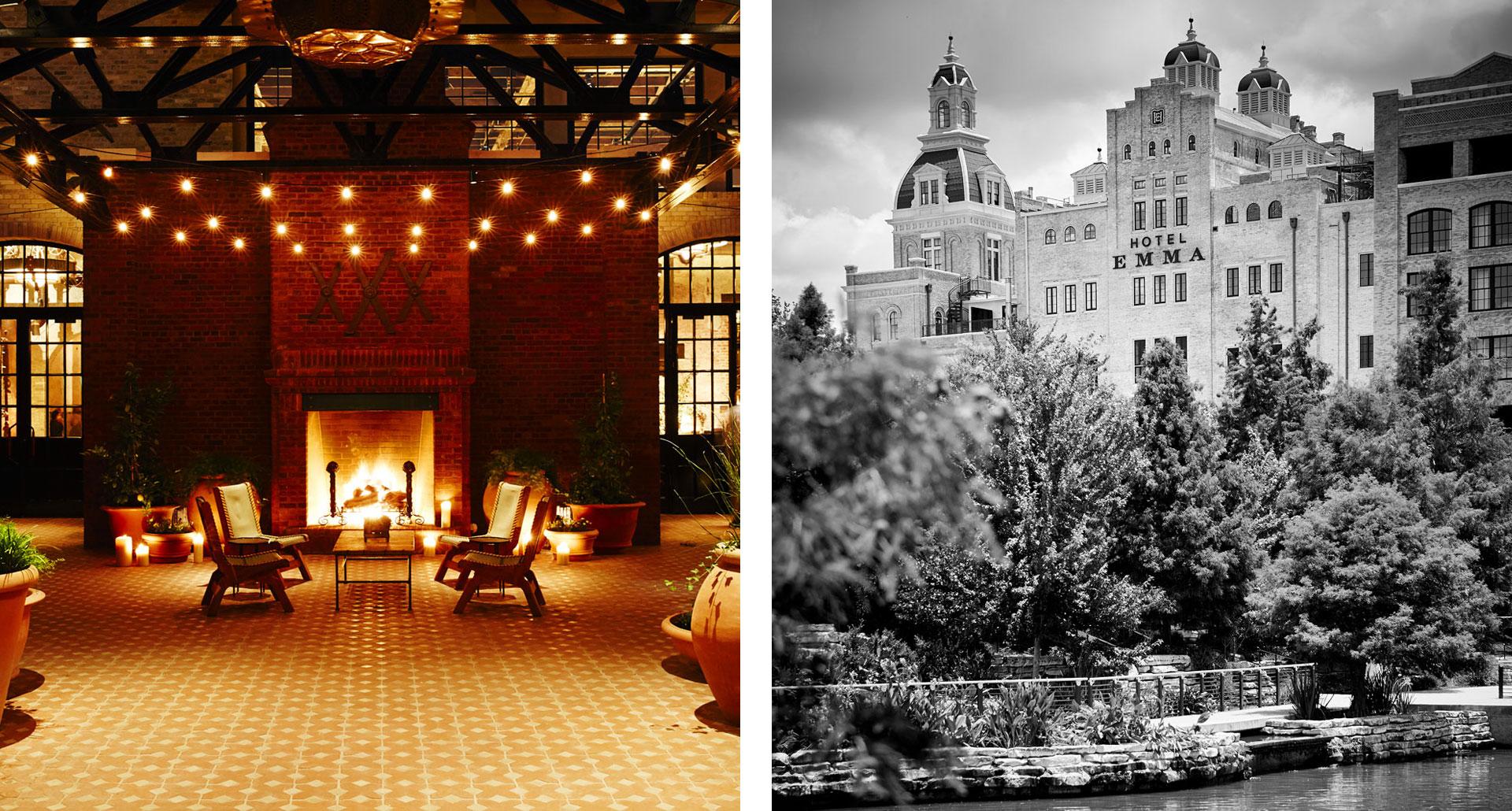 Hotel Emma - budget boutique hotel in San Antonio