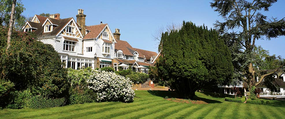 ROWHILL GRANGE HOTEL, Kent Hotels, Kent Boutique Hotels, New hotels in Kent