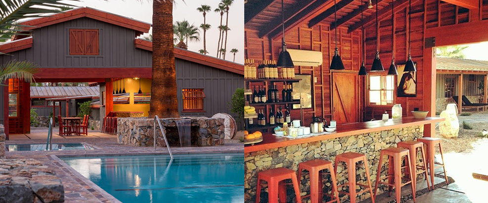 SPARROWS LODGE, Palm Springs Luxury Hotels, Palm Springs Boutique Hotels