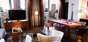 Eventi - A Kimpton Hotel - New York  - Boutique Hotel New York City. Midtown, NYC.