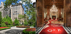 Gramercy Park Hotel - New York  - Boutique Hotel New York City. Midtown, NYC.