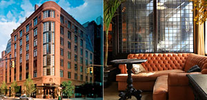 The Greenwich Hotel - New York  - Boutique Hotel New York City. Tribeca, NYC.