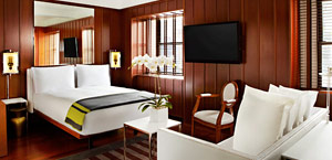 Hudson Hotel - New York  - Boutique Hotel New York City. Midtown, NYC.