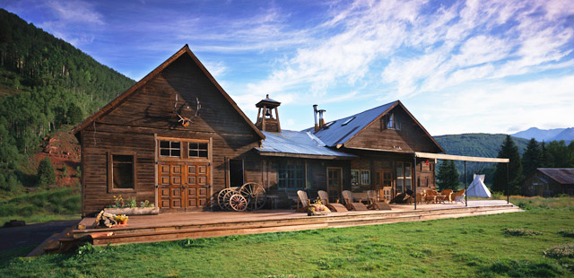 Dunton Hot Springs - Dolores, CO   Private Resort and