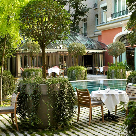 Le royal monceau raffles paris 8th arr champs elysees paris hotel - La cuisine hotel royal monceau ...