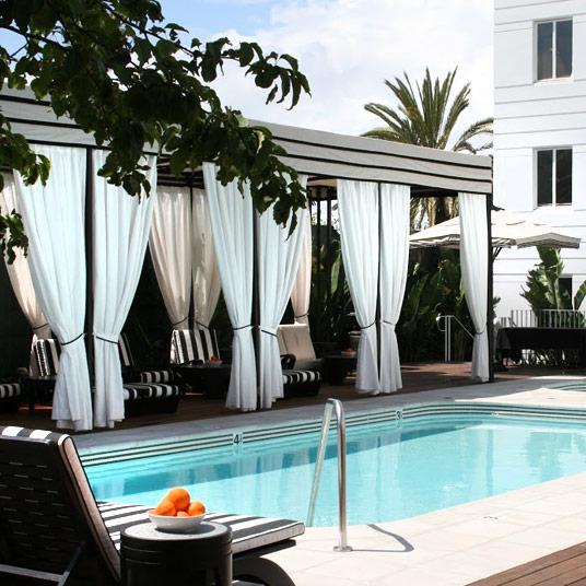 Hotel Shangri-la at the Ocean