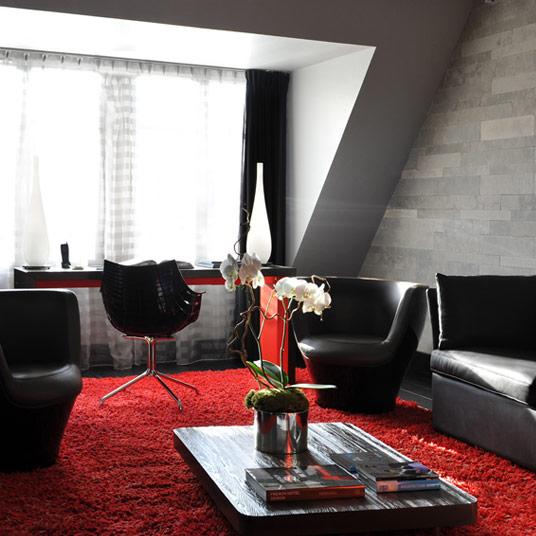 巴黎雪兹设计酒店(Sezz Paris)