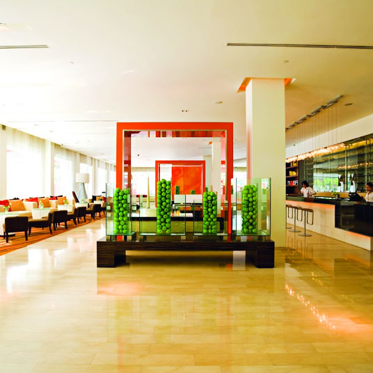 清迈杜斯特D2酒店(DusitD2 Chiang Mai)