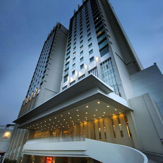 雅加达阿丽拉酒店(Alila Jakarta)
