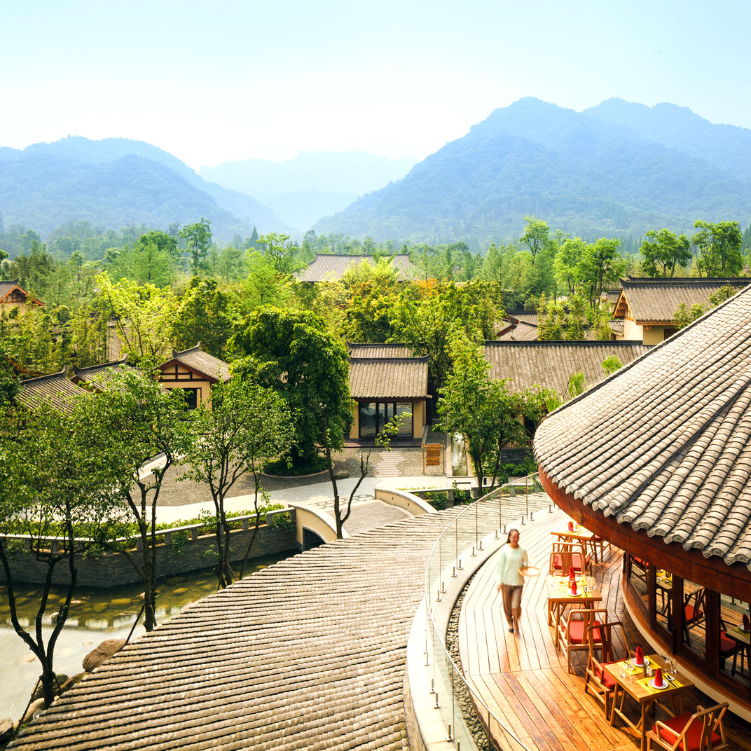 Six Senses Qing Cheng Mountain