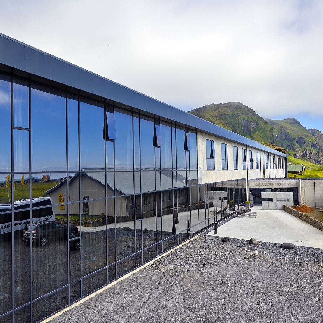 Hotel Vik i Myrdal
