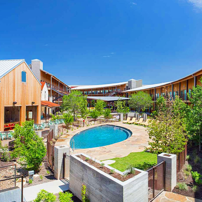17 Boutique Luxury Hotels In Austin From Tablet Hotels A Michelin Experience