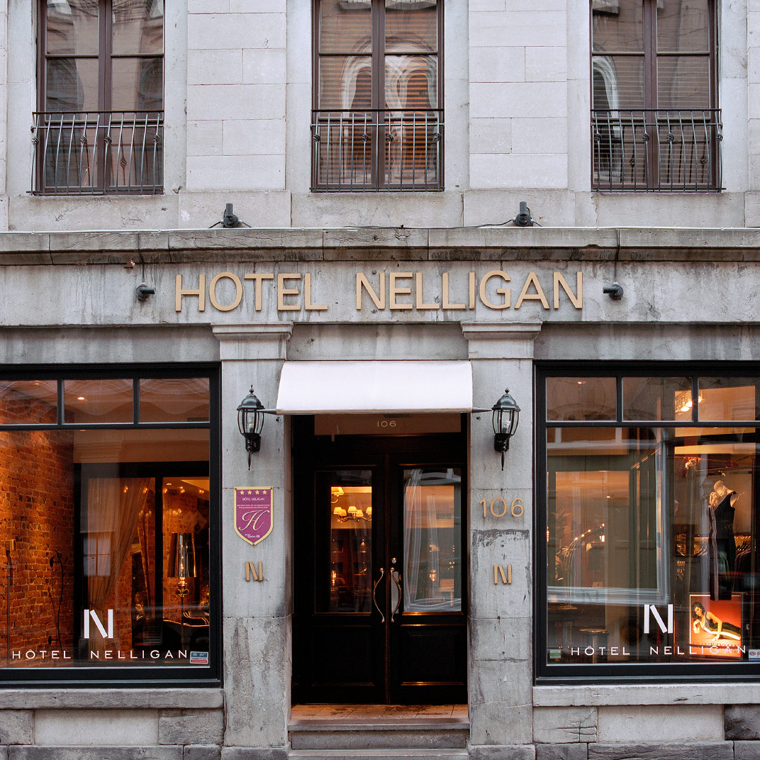 内里根酒店(Hotel Nelligan)