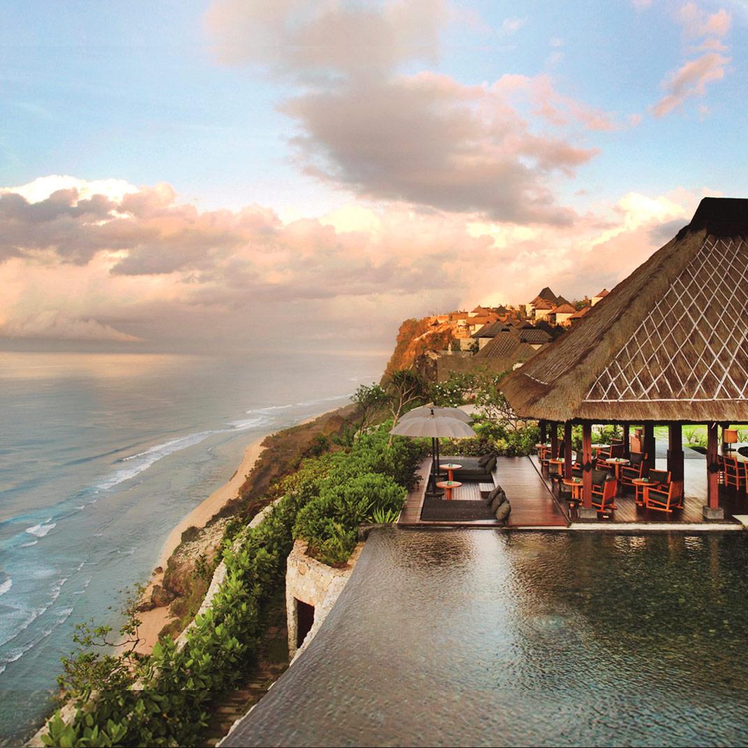 巴厘岛宝格丽度假酒店(Bulgari Resort Bali)