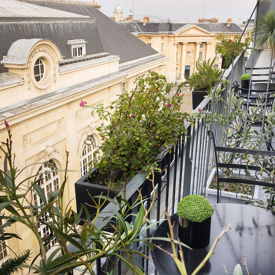 巴特农酒店(Les Dames Du Panthéon)