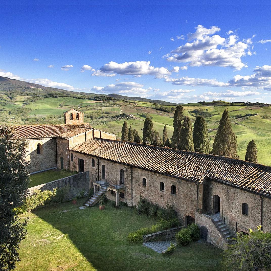 Castel Porrona Relais*****
