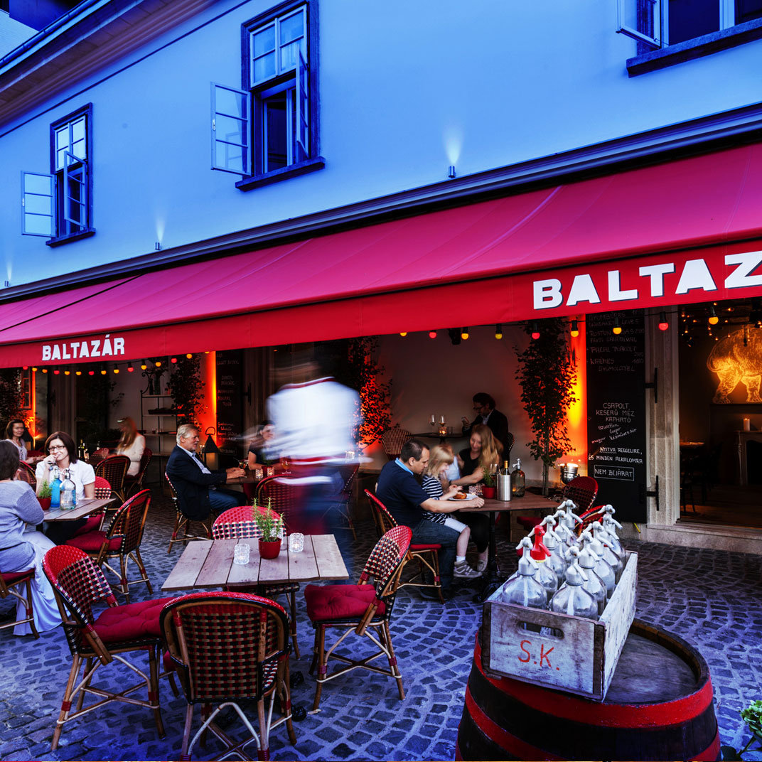 Baltazar Budapest - Boutique Hotel