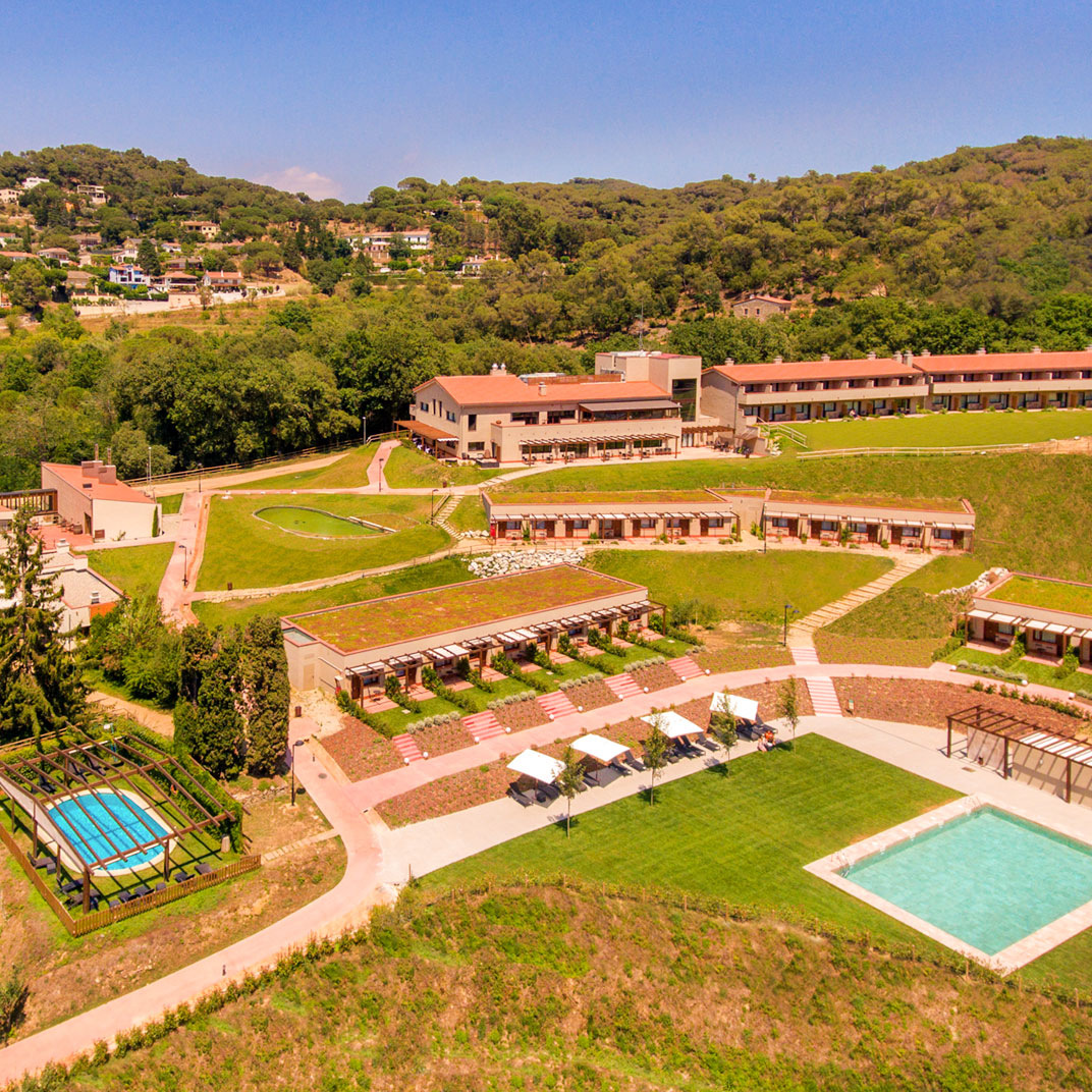 Hotel Mas Salagros EcoResort & Aire Ancient Baths
