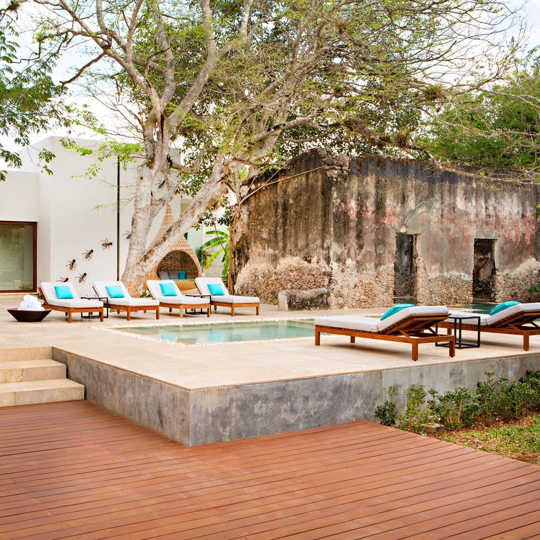 Chablé Yucatan