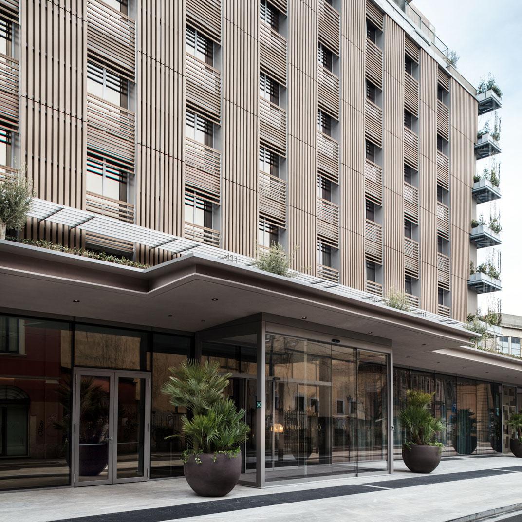 Viu Hotel Milan Milan Italy 41 Verified Reviews Tablet