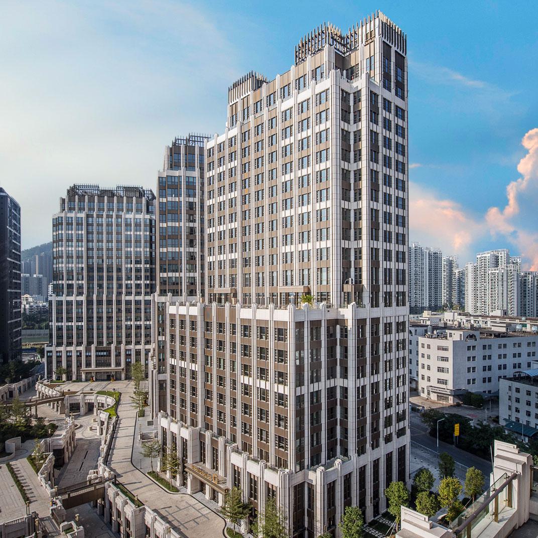 レジデンス ジー 深圳 / Residence G Shenzhen