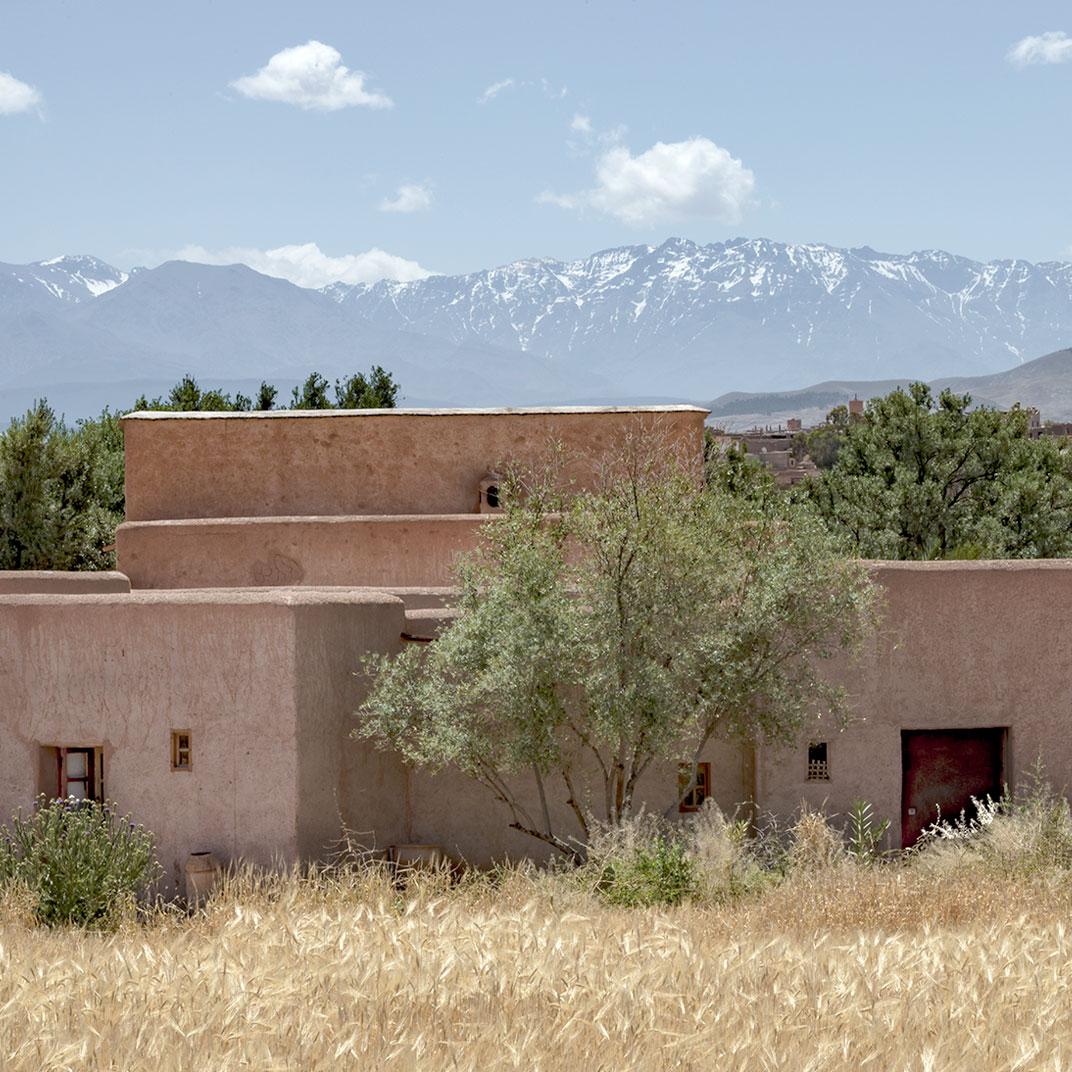 Berber Lodge Oumnas