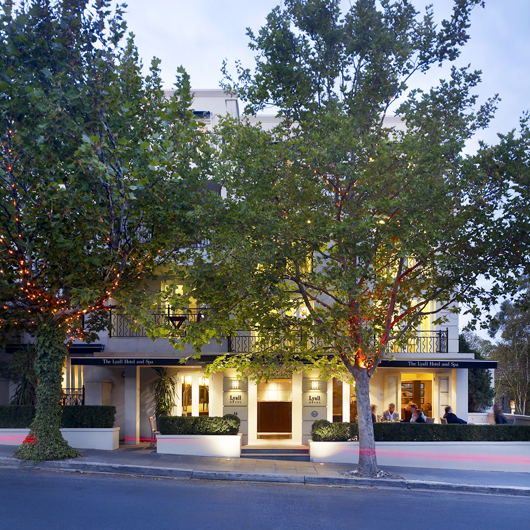 莱尔酒店(Lyall Hotel and Spa)