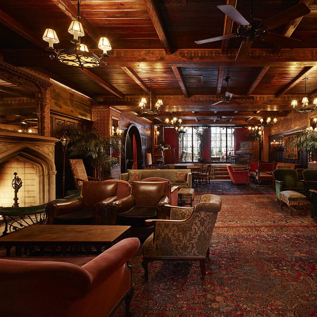 包厘街酒店(The Bowery Hotel)