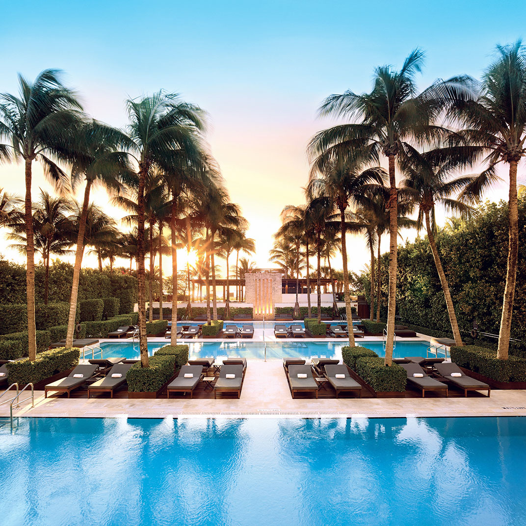 Miami Luxury Hotels South Beach