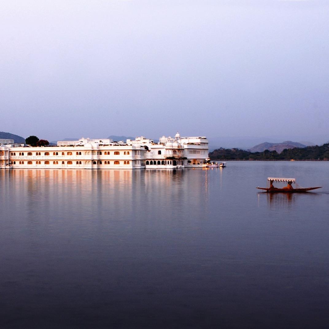 水宫酒店(Taj Lake Palace)