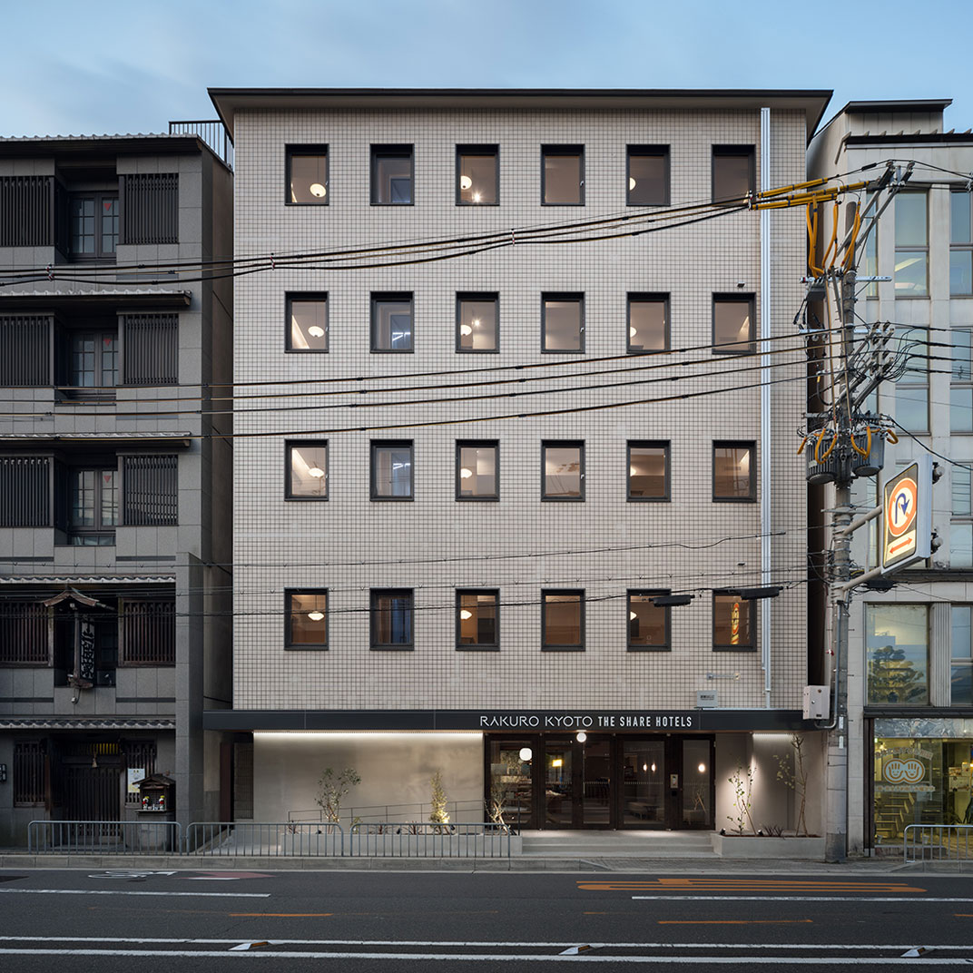 The Share Hotels Rakuro