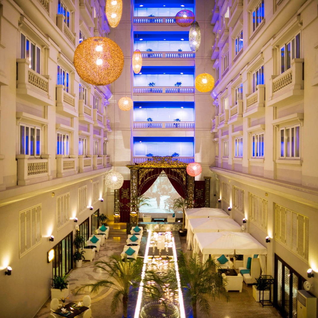 ホテル ドゥ ロペラ ハノイ / Hotel de l'Opera