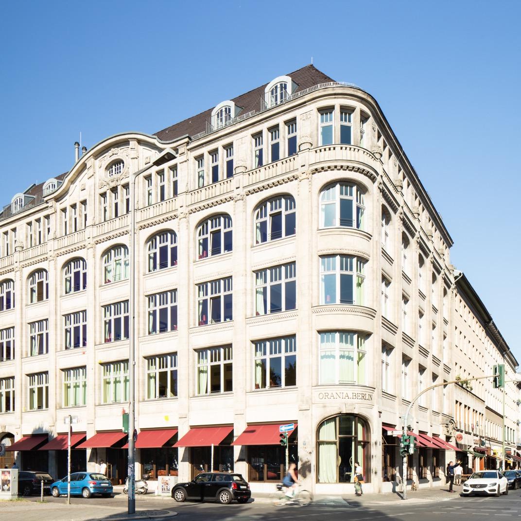 Hotel Orania.Berlin