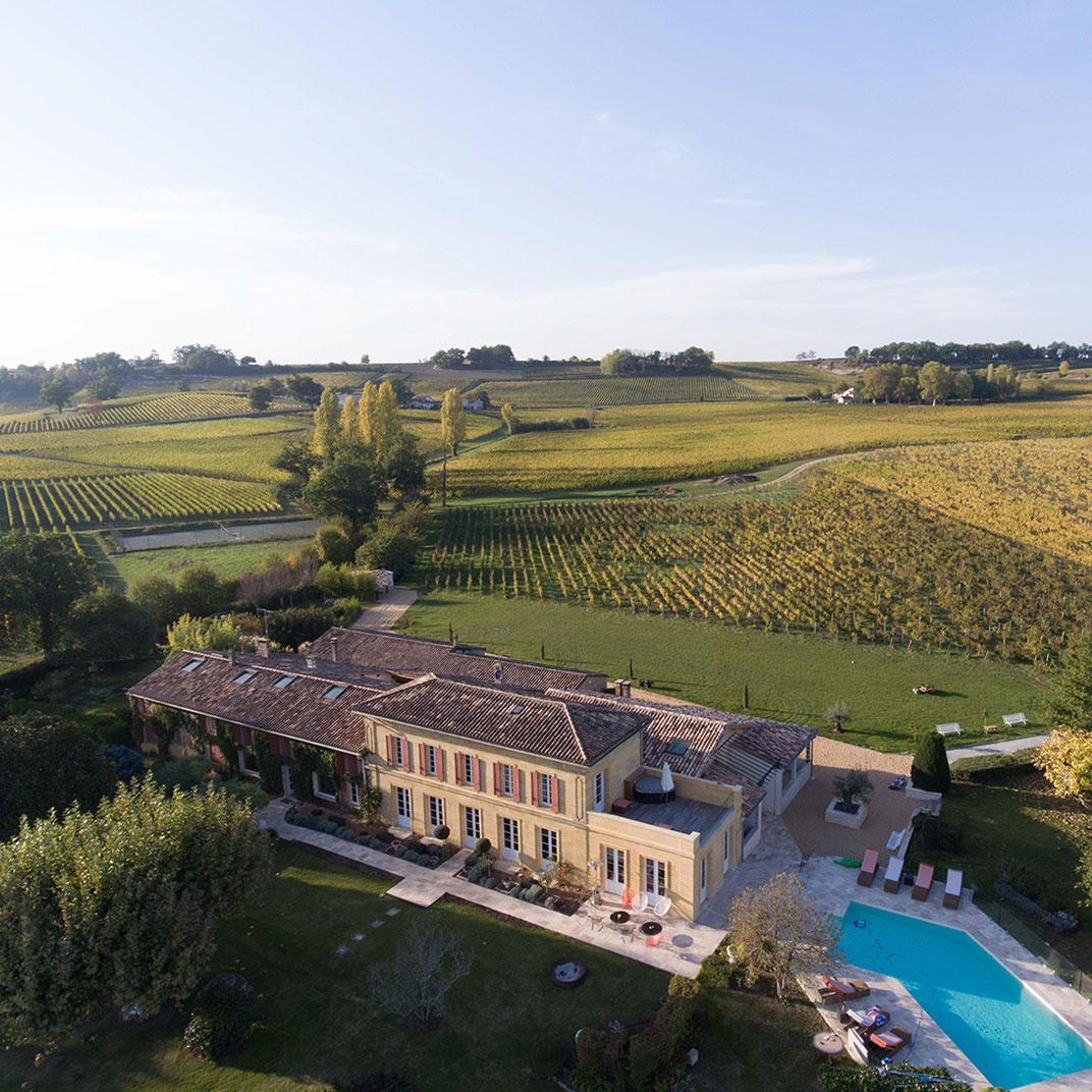 Chateau Du Palanquey & SPA
