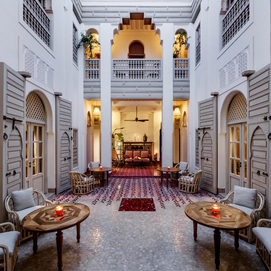 72 Riad Living