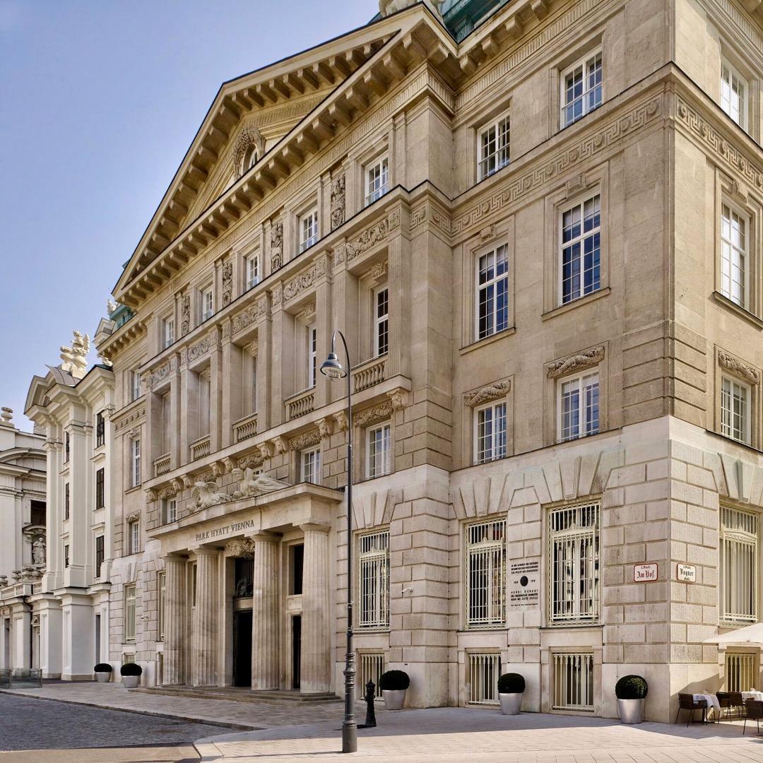 维也纳柏悦酒店(Park Hyatt Vienna)