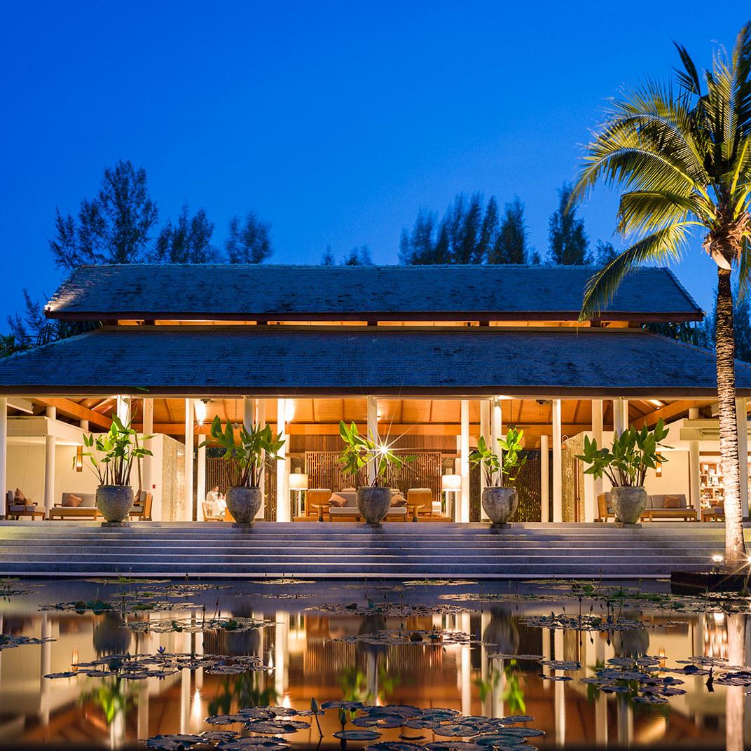萨罗晋酒店(The Sarojin Thailand)