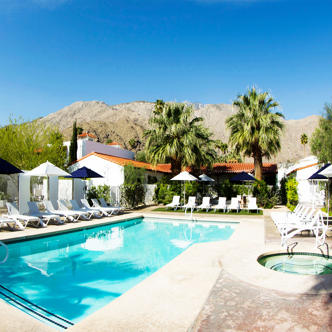 Alcazar Palm Springs