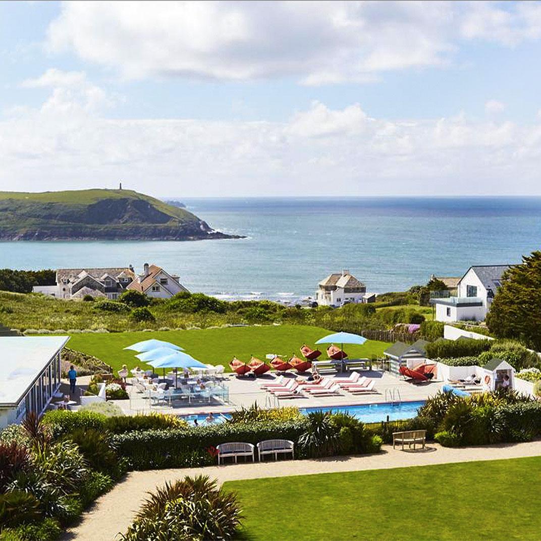 St Moritz Hotel Cornwall