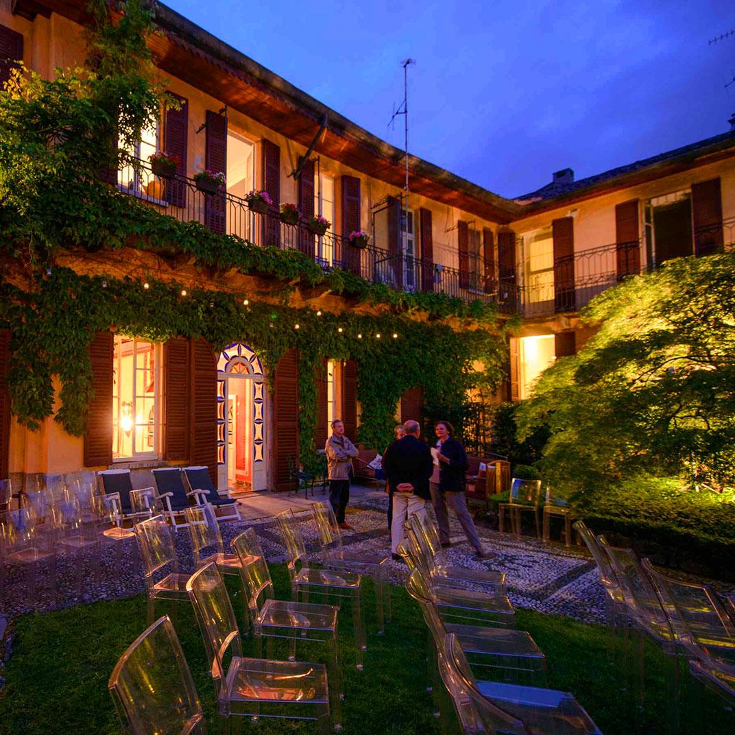 Palazzo Albricci Peregrini - Como