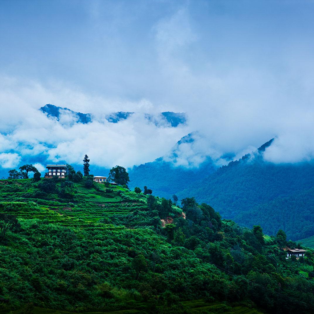 COMO Uma, Punakha