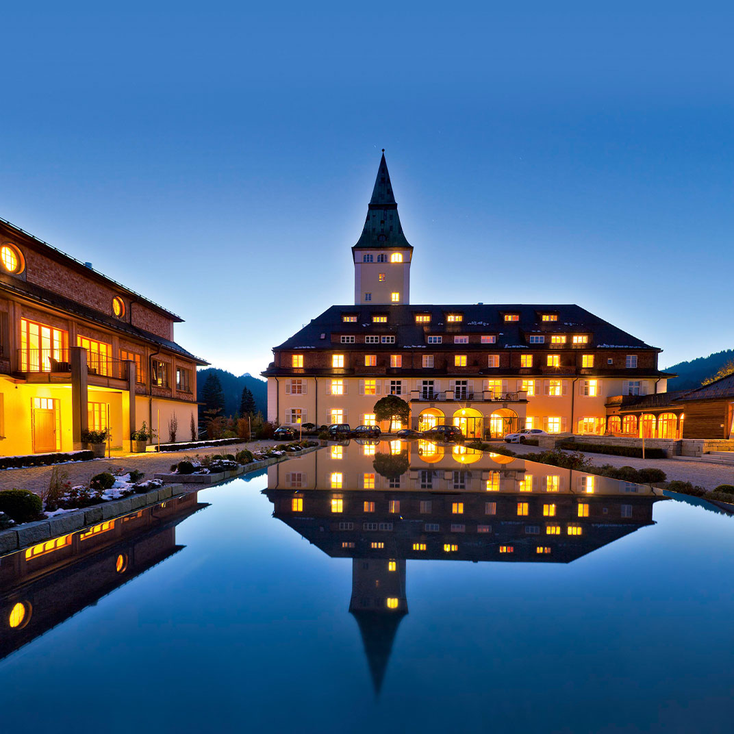 Schloss Elmau Luxury Spa Retreat & Cultural Hideaway