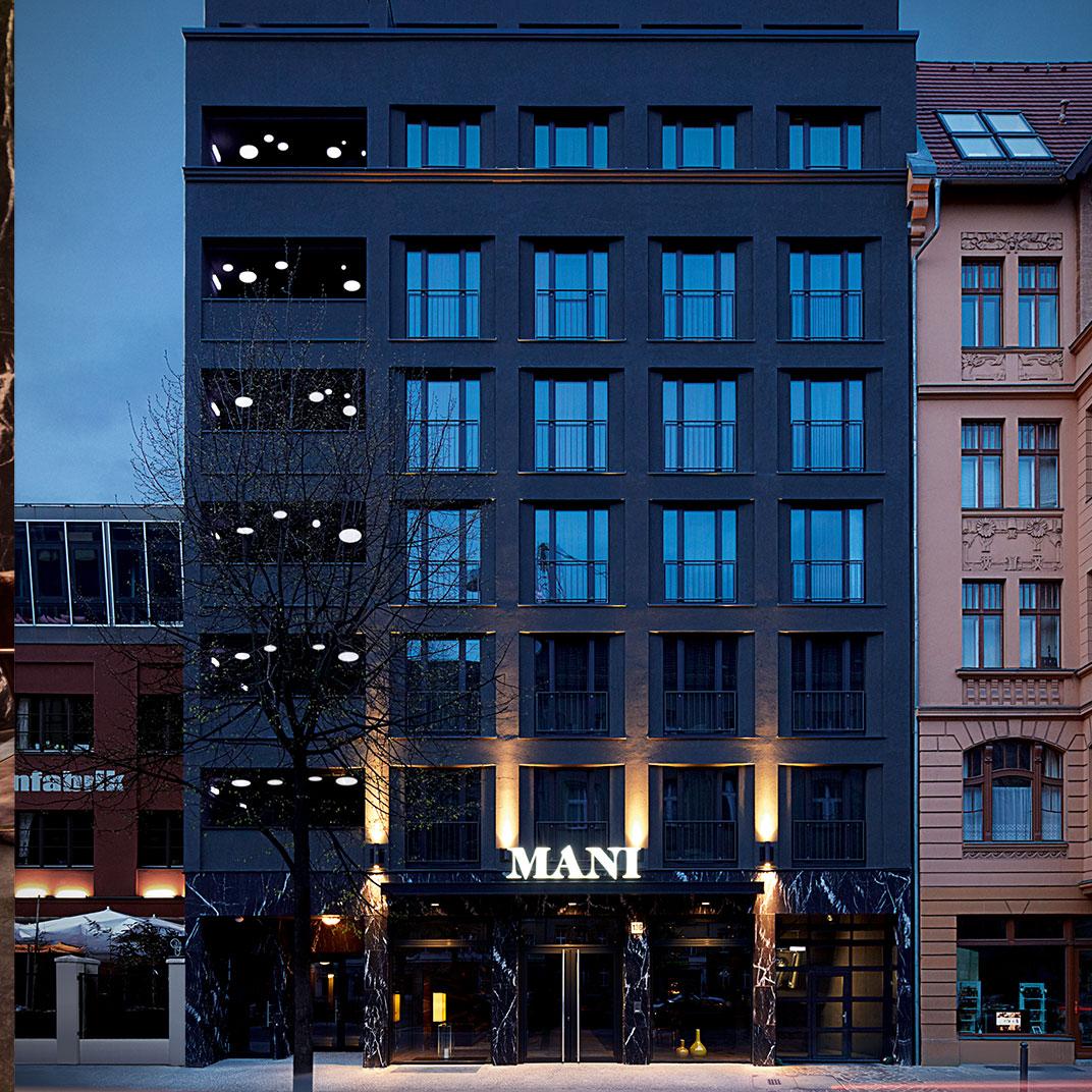 MANI by AMANO Group