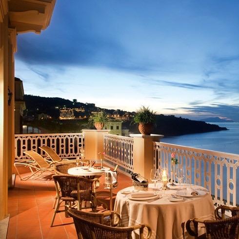 Grand Hotel Excelsior Vittoria Sorrento Amalfi Coast 15